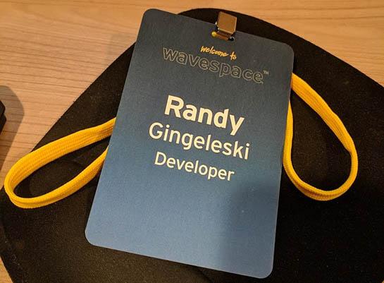 EY Agents of Change hackathon badge