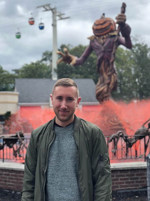 Six Flags New Jersey Frightfest
