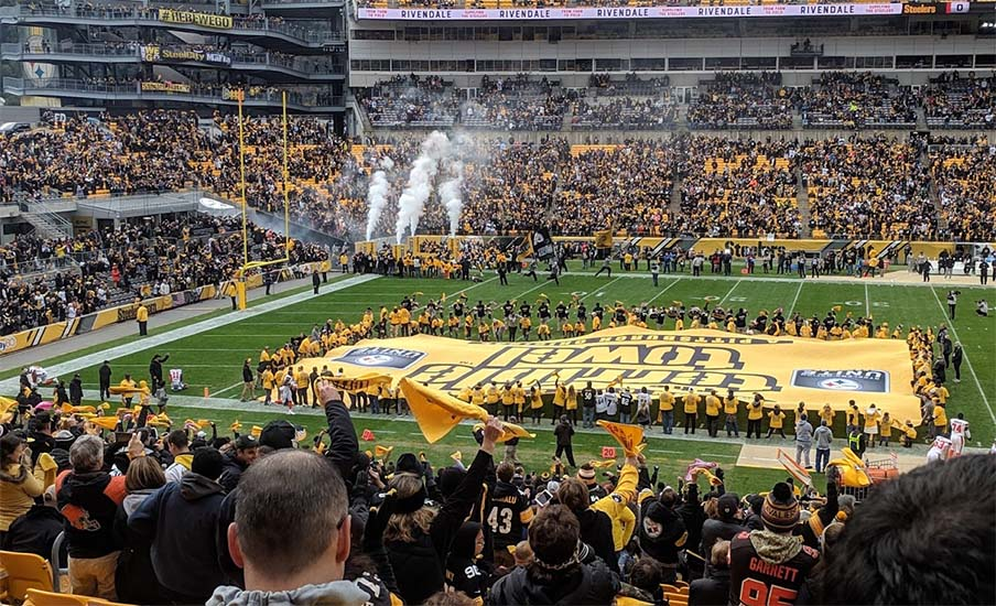 Steelers Browns - October 2018