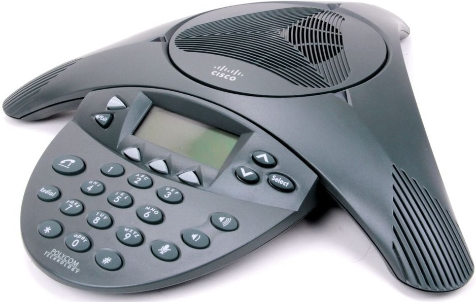 Cisco conference phone