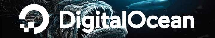 DigitalOcean promotionl banner